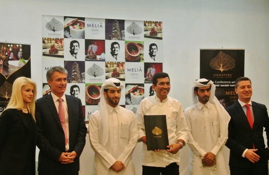 Signature by Sanjeev Kapoor, Melia Doha