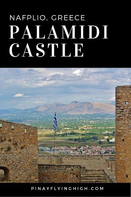 Palamidi Castle, Nafplio, Greece