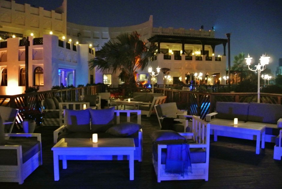 Al Dana Restaurant, Sharq Village and Spa