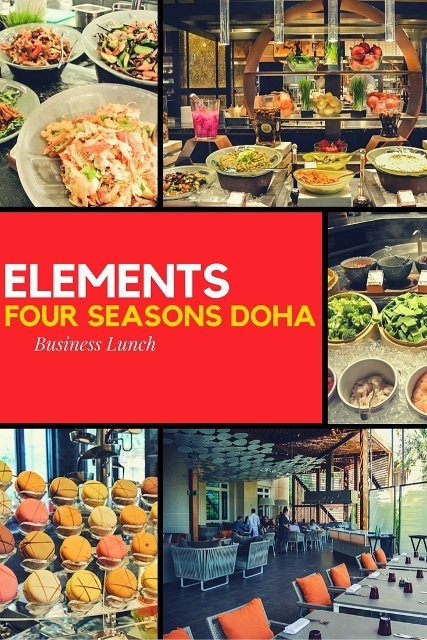 Elements Four Seasons Doha