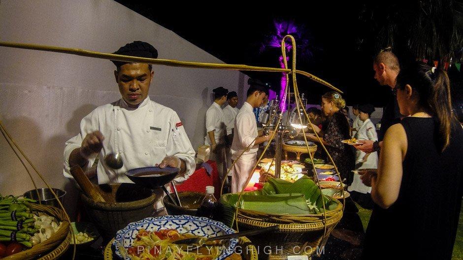 Songkran Festival, Grand Hyatt Doha PinayFlyingHigh.com