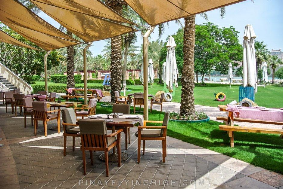Picnic brunch at The Lagoon, Ritz Carlton Doha, Pinayflyinghigh.com-18