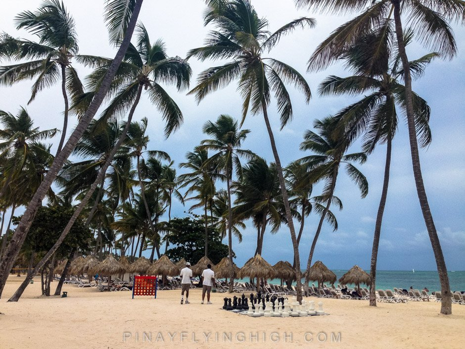 Cuatro Restaurant, Melia Caribe Tropical