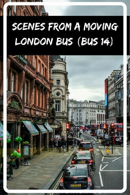 London Bus - PinayFlyingHigh.com