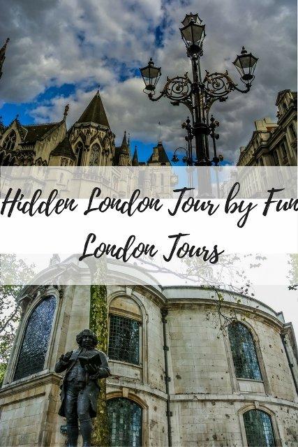Unique London Tours: Hidden London Tour by Fun London Tours