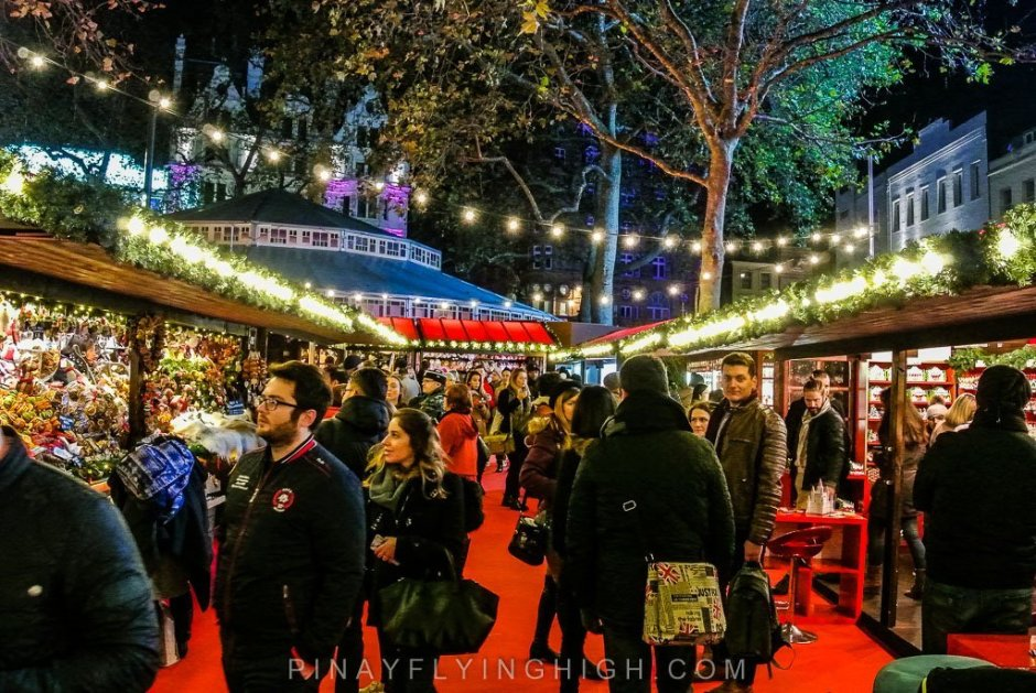 CHRISTMAS IN LEICESTER SQUARE, LONDON - PinayFlyingHigh.com