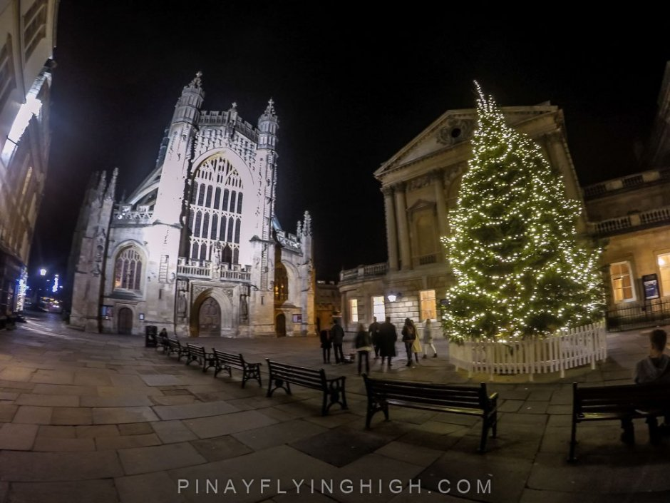 Christmas in Bath, PinayFlyingHigh.com