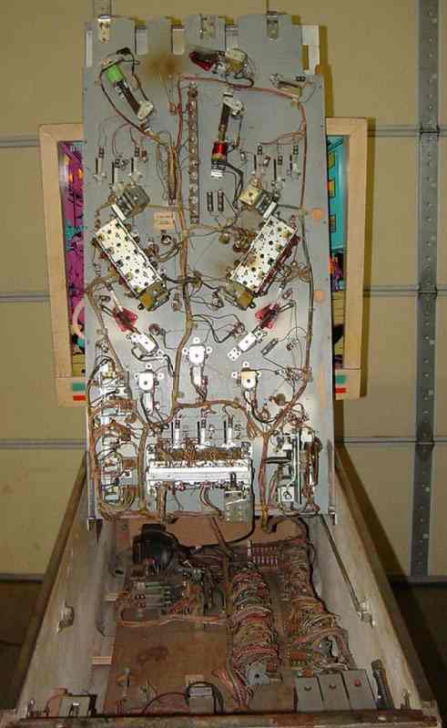 Pop Machine Parts