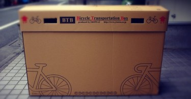 Bike Box Dimensions