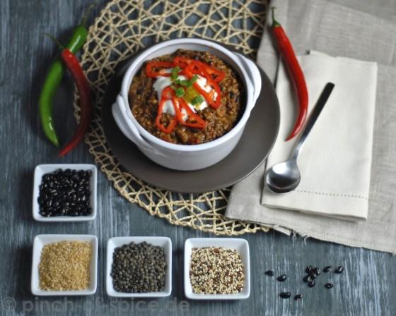 Chili vegetarisch I