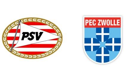 PSV - PEC Zwolle