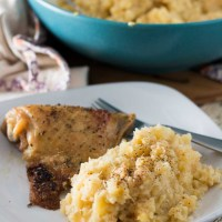 Mashed Rutabaga with Nutmeg