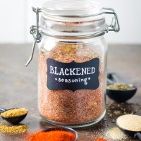 Homemade Blackened Seasoning for the Pantry