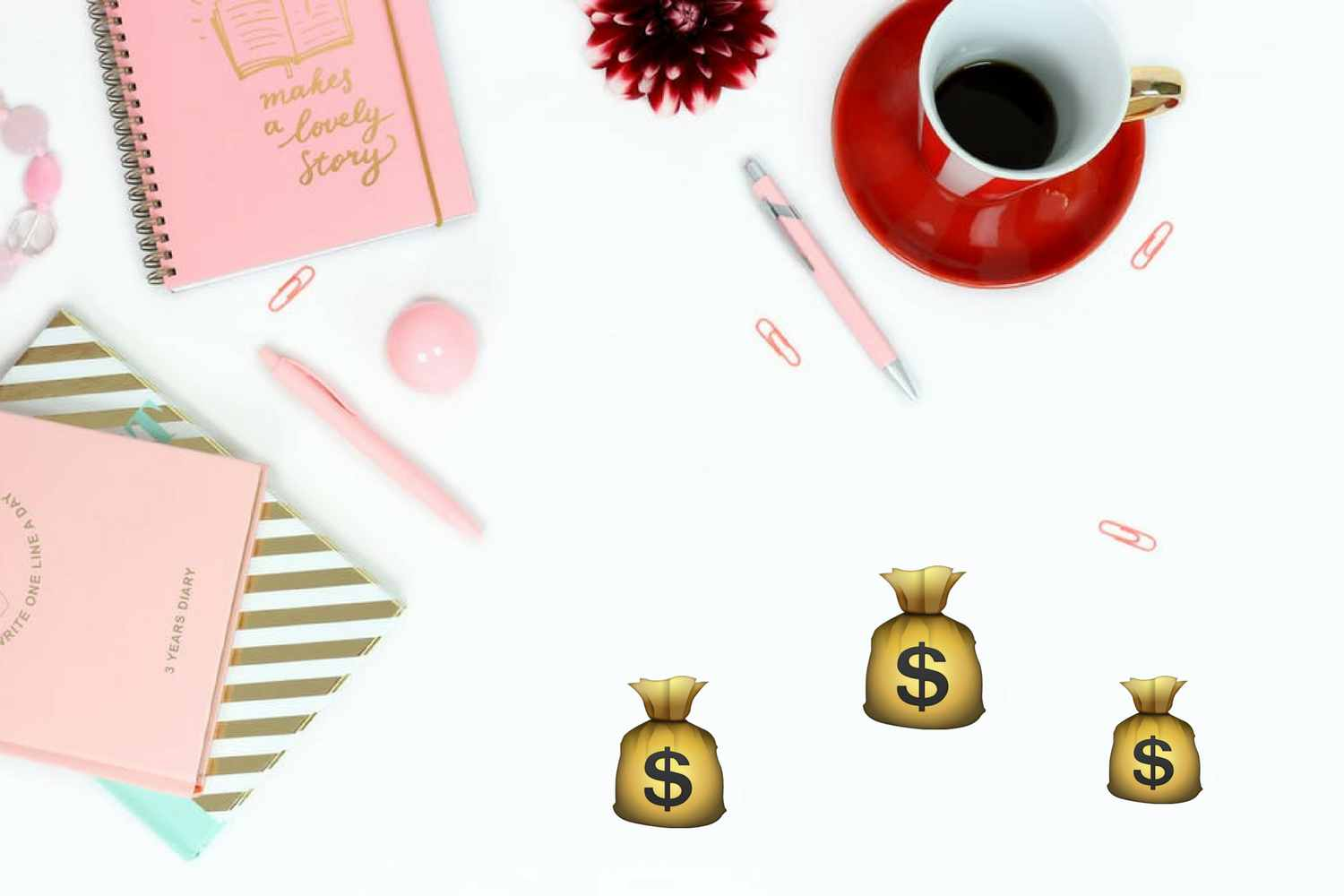 Why you should make money with your blog