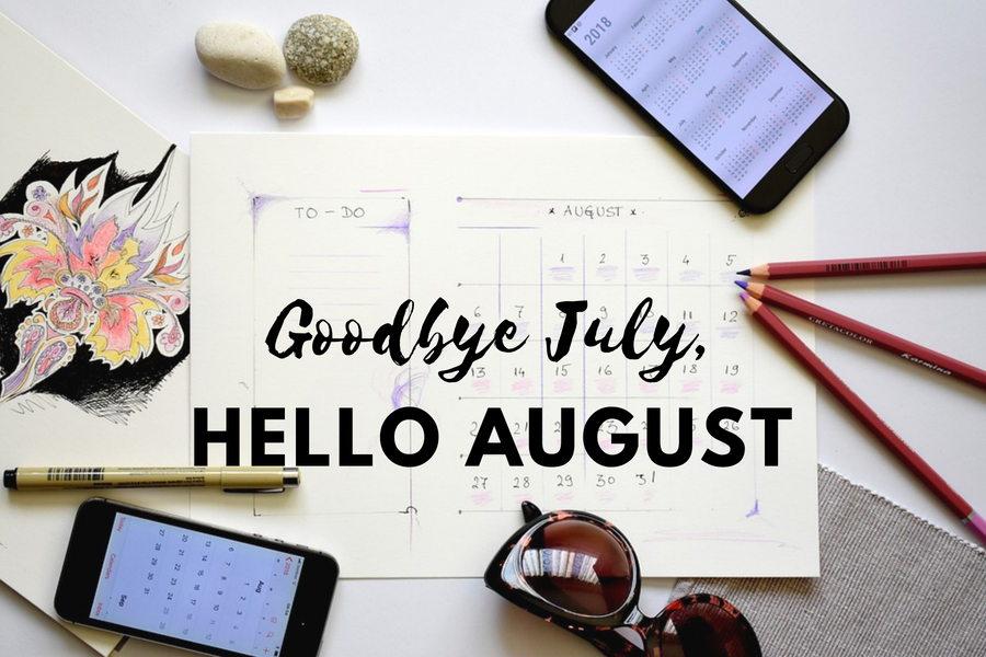 10 dingen die mijn maand nóg beter maakten | Juli (de hitte editie)