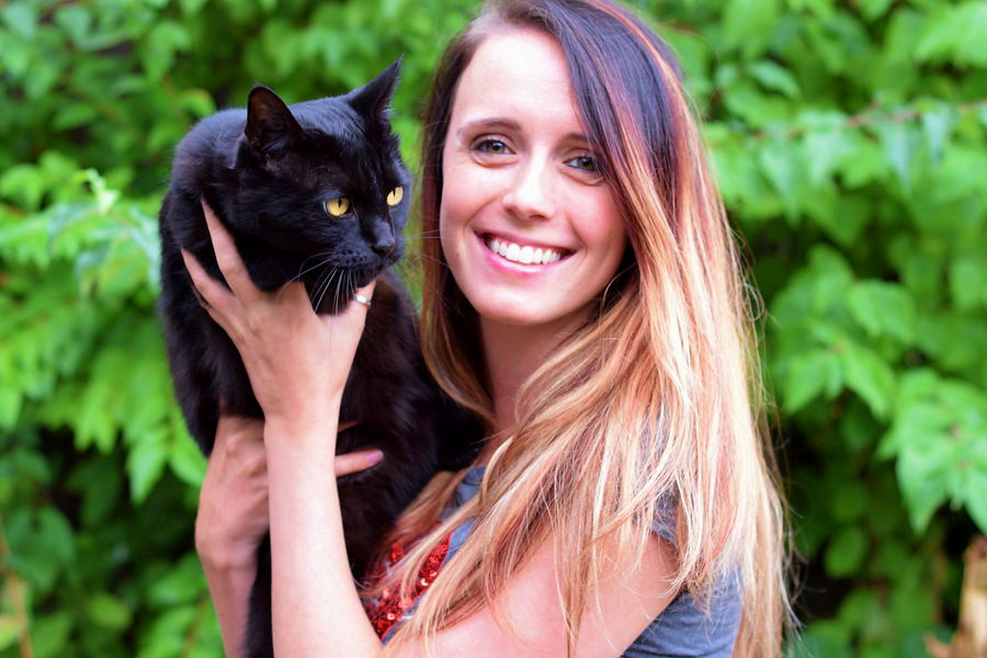 #catlady | Hoe de twee (katten)liefdes van mijn leven me een beter mens ma(a)k(t)en