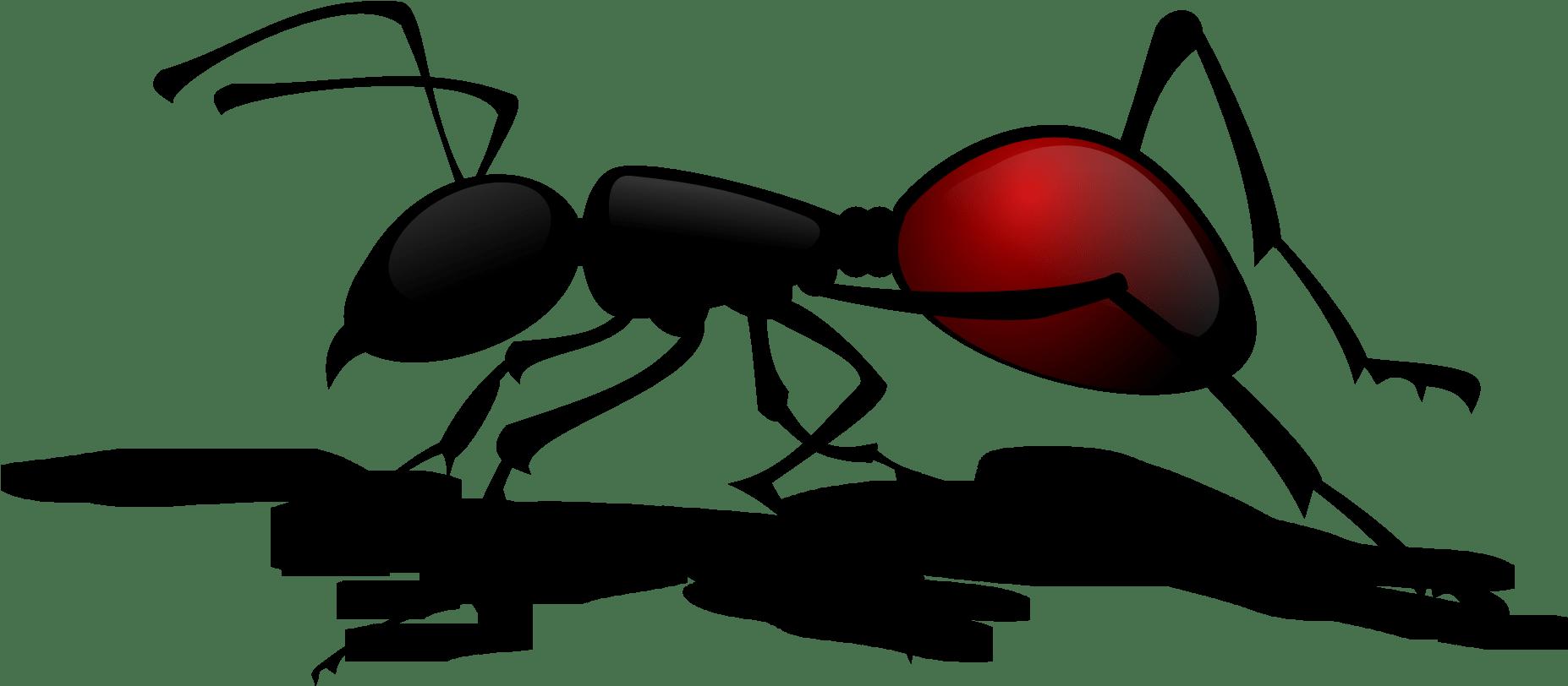 Download Vector Ant Cartoon Clip Art