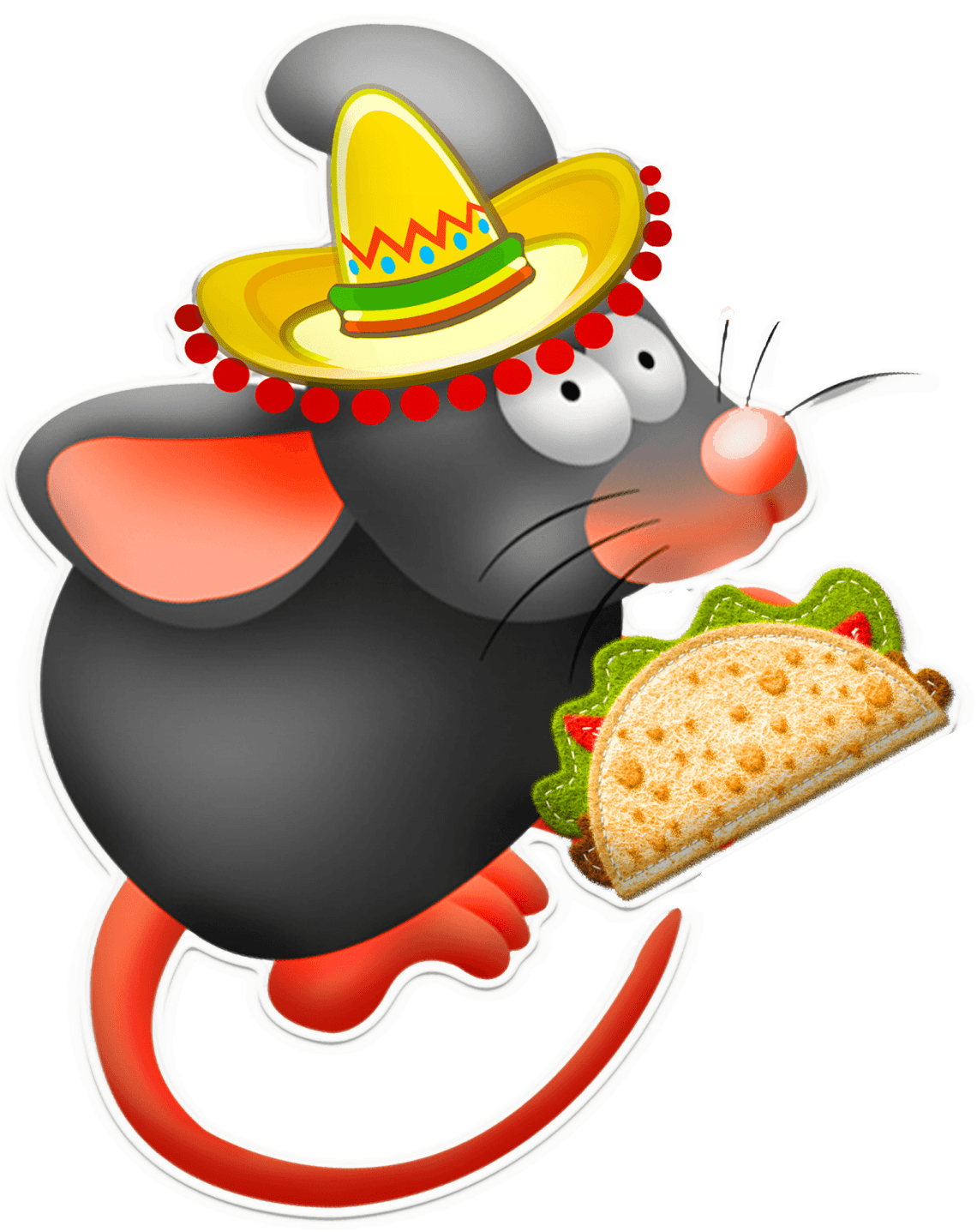 Download Taco Clipart - Full Size Clipart (#5220416) - PinClipart