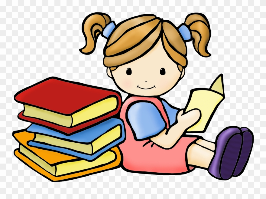 Reading Clip Art For Teachers Free Clipart Panda Free Reading Books Clip Art Png Download 10023 Pinclipart