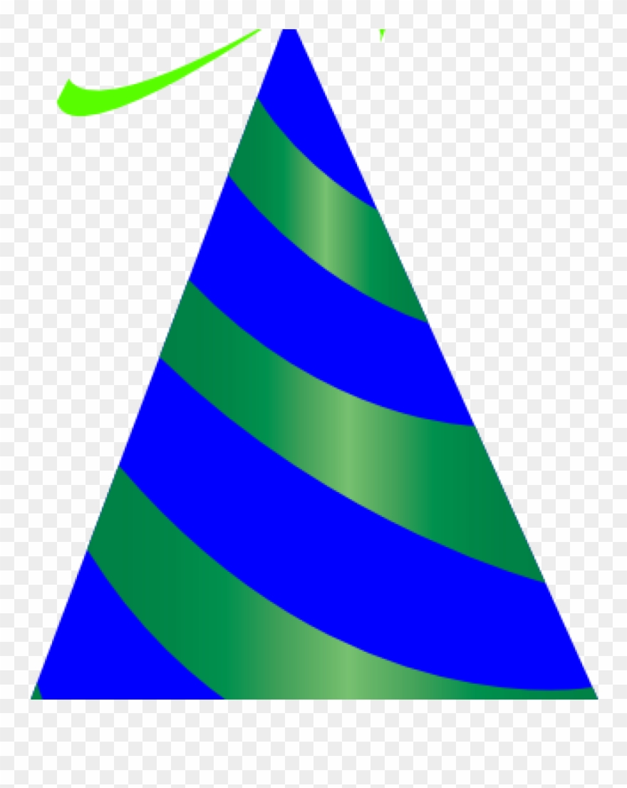 Party Hat Clip Art Free Birthday Party Hat Clipart Party Hat Png Download 1490607 Pinclipart