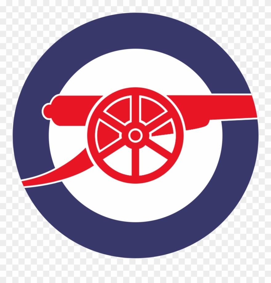 arsenal logo png clipart 1782457