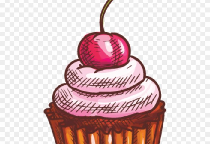 Dessert Clipart Baked Sweet Bakery Png Download 1999168