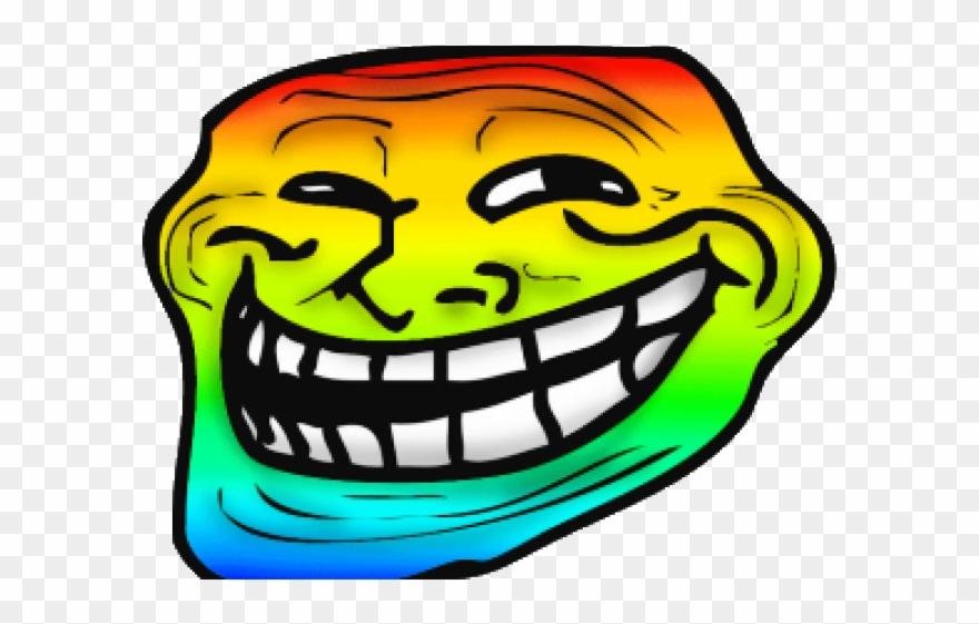 Troll Face Transparent Trollface Clipart 14 900 X 723 Troll Face