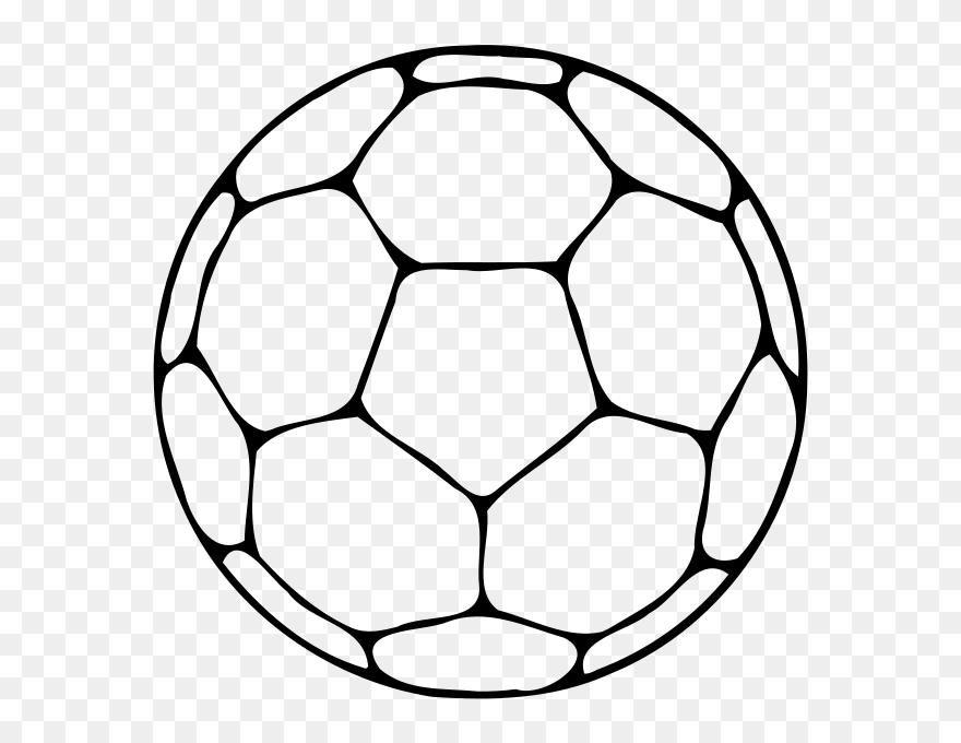handball ball clip art free vector