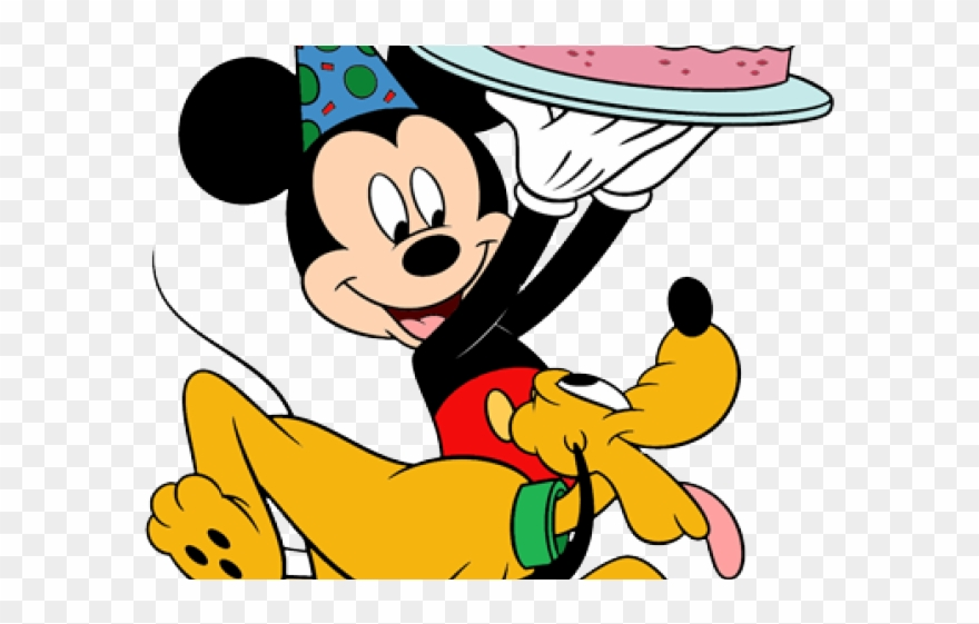 Birthday Clipart Mickey Mouse Mickey Mouse Birthday Png Transparent Png 3292977 Pinclipart