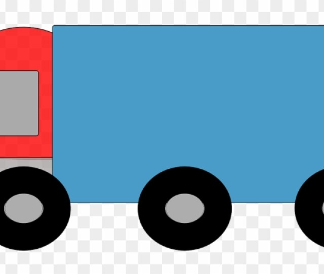 Truck Vehicle Transportation Gambar Sketsa Mobil Sederhana
