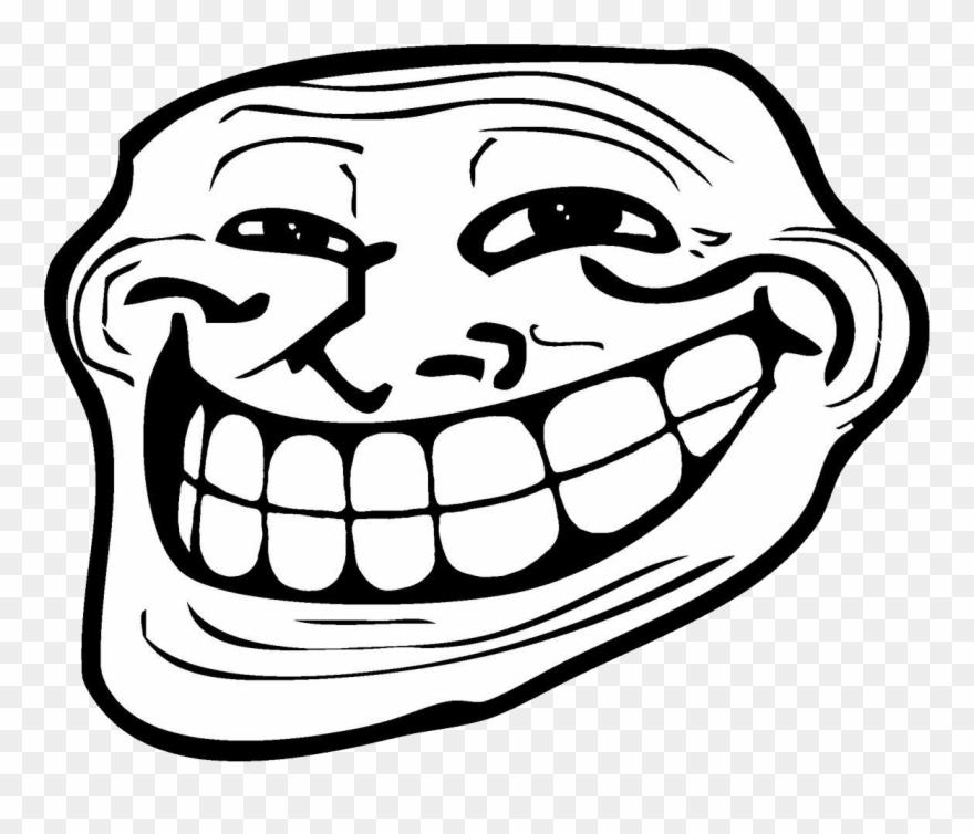 Get Troll Face Photo U Mad Bro Meme Png Clipart 4442960