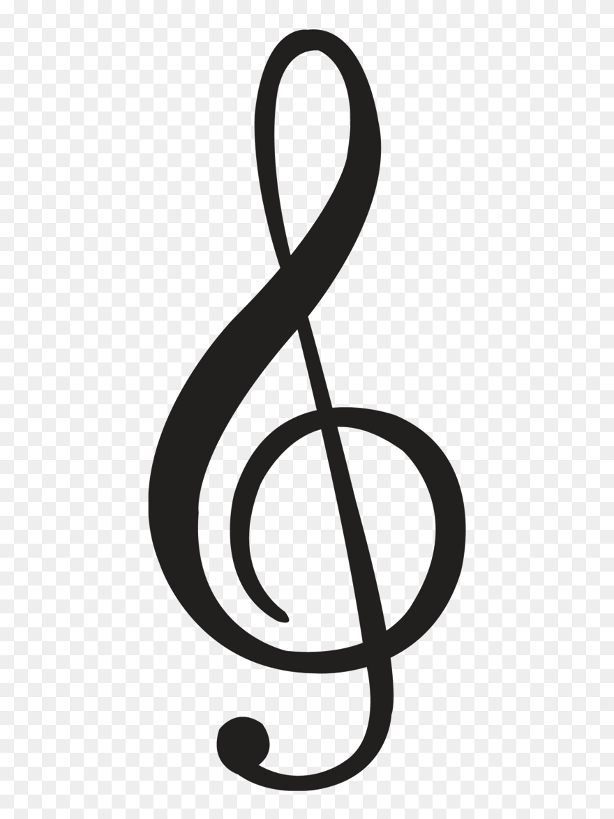 Transparent Music Symbols Png Music Note Clipart 5557092 Pinclipart