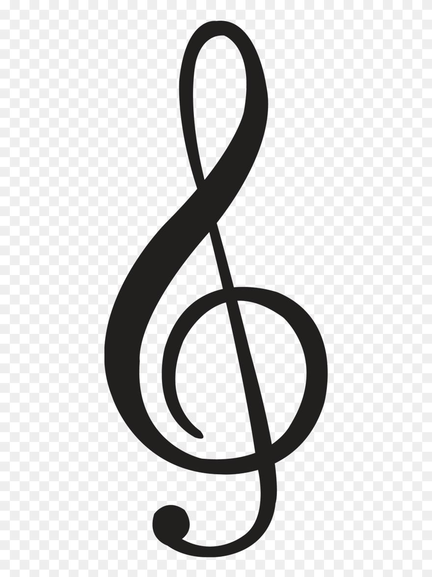 Transparent Music Symbols Png Music Note Clipart 5557092 Pinclipart