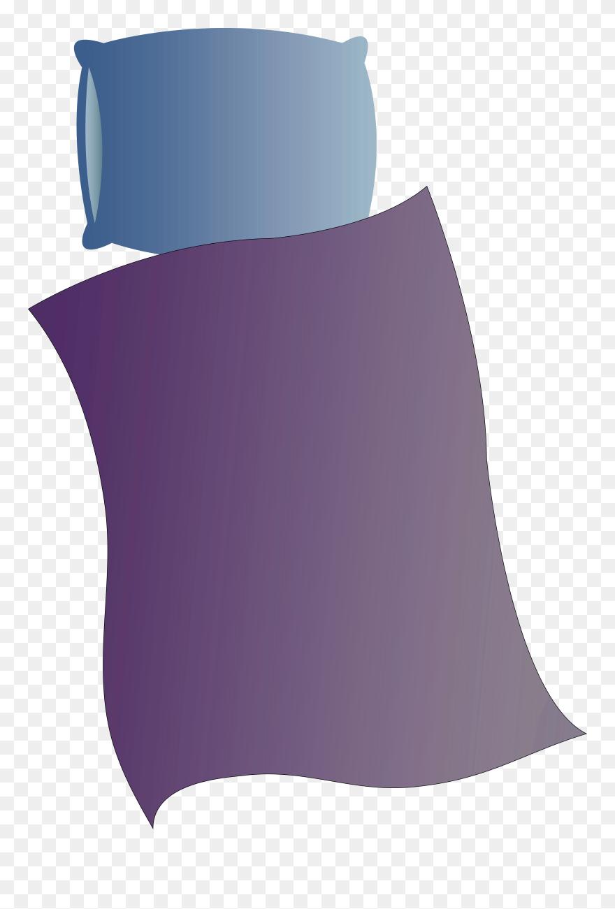 pillow blanket clip art