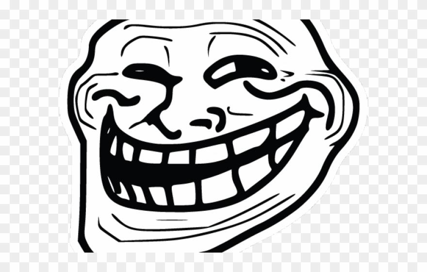 Troll Face Clipart 699647 Pinclipart