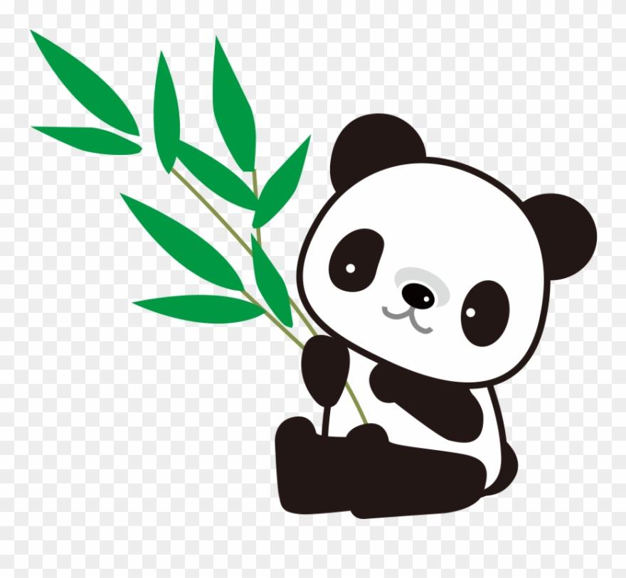 Imagenes De Osos Panda Para Dibujar Tiernos On Log Wall