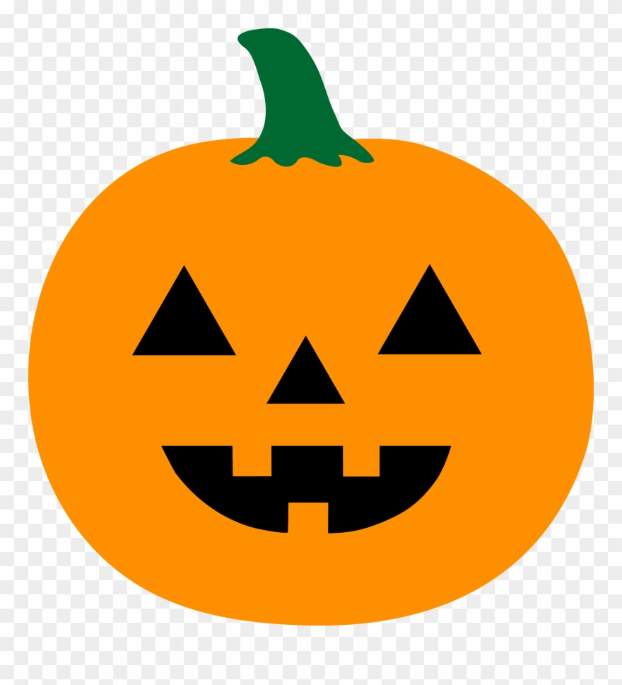 Pumpkin Simple Jack O Lantern Drawing Clipart 908702 Pinclipart