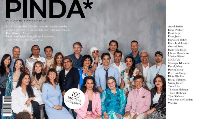 Zin in een vrolijk begin van de dag? Video: de covershoot van PINDA* – de glossy met een Indisch tintje. Bestel 'm alvast