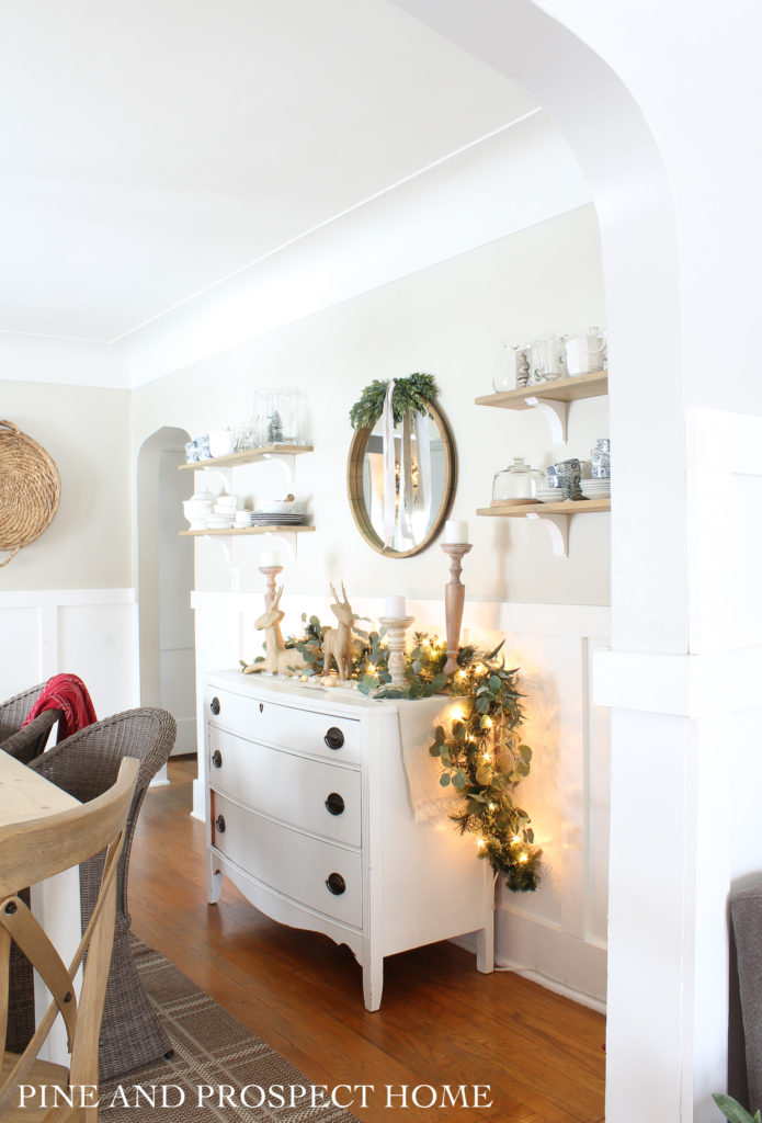 Cottage Style Christmas Home Tour - Easy and Affordable ...