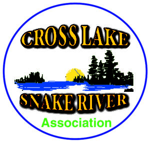 Logo for the Cross Lake Association