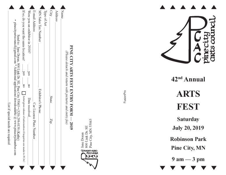 Art Fest Application Form