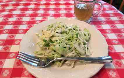 Refreshing Cabbage Salad