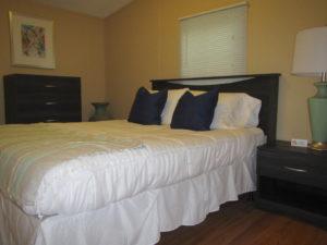 Unit G (Gelena) bedroom.