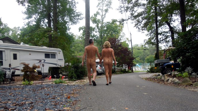 Pine Tree Associates nudist club.