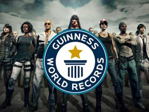 PUBG Guinness World Record Pingbooster