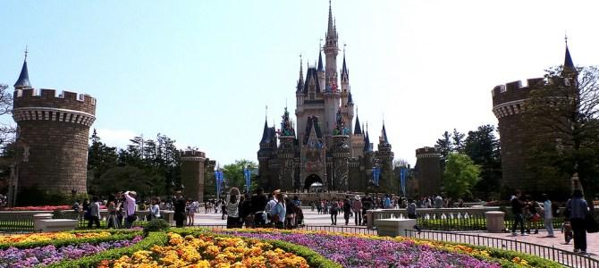 Tokyo Disneyland – Cinderella Castle Tour