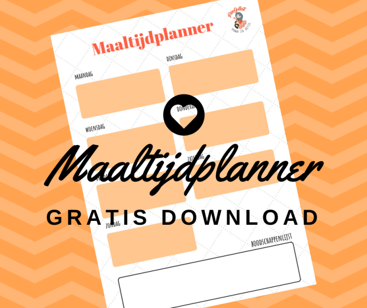 Maaltijdplanner gratis download - PinGetest
