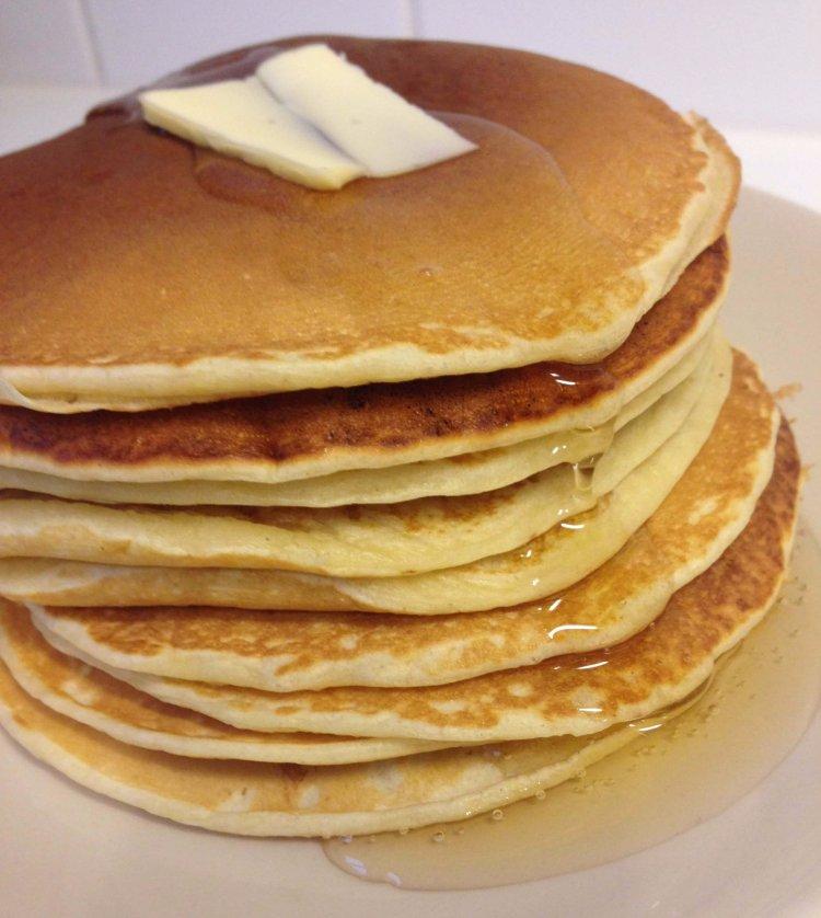 Amerikaanse pancakes recept