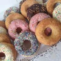 Guiltfree donuts uit de oven