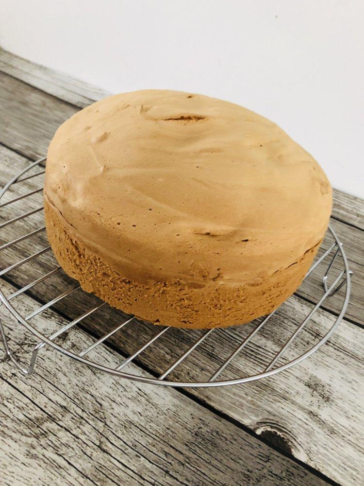 Biscuit recept - taart bakken - biscuittaart - biscuitdeeg maken - luchtig-4